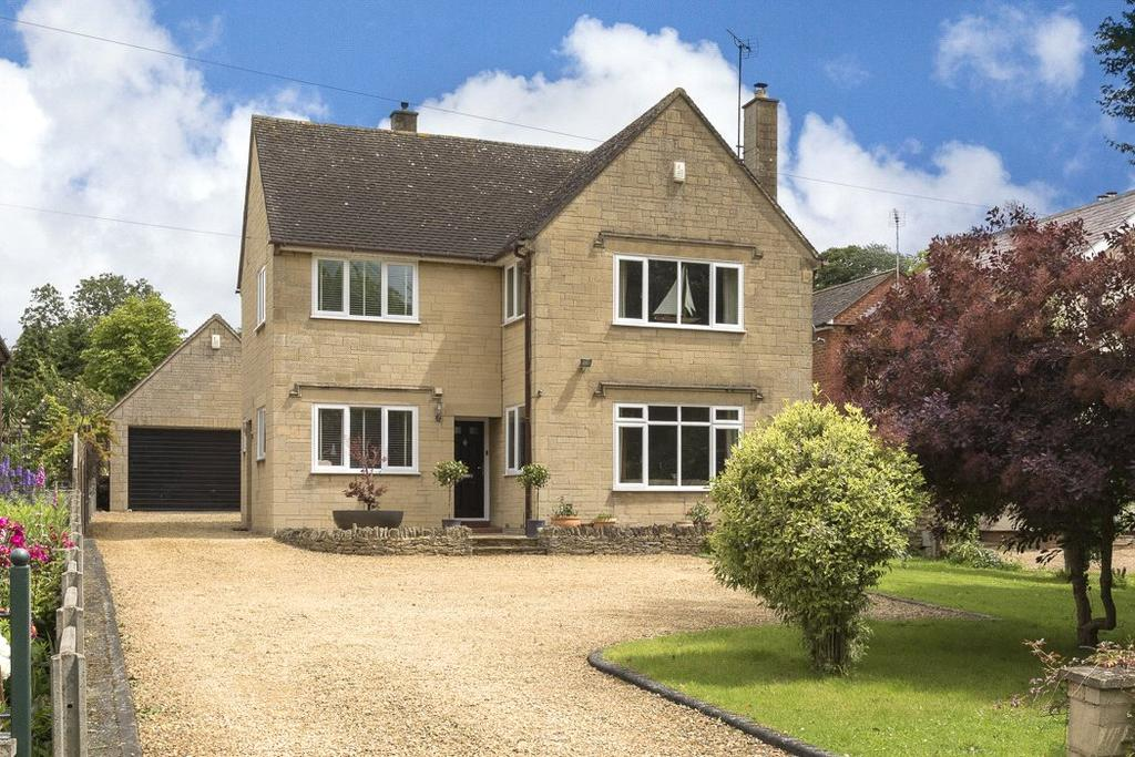 4 Bedrooms Detached House for sale in Station Road, Broadway, Worcestershire, WR12