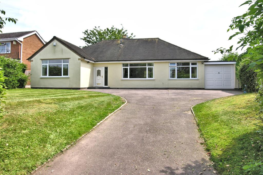 4 Bedrooms Detached Bungalow for sale in COPPENHALL, STAFFORD ST18