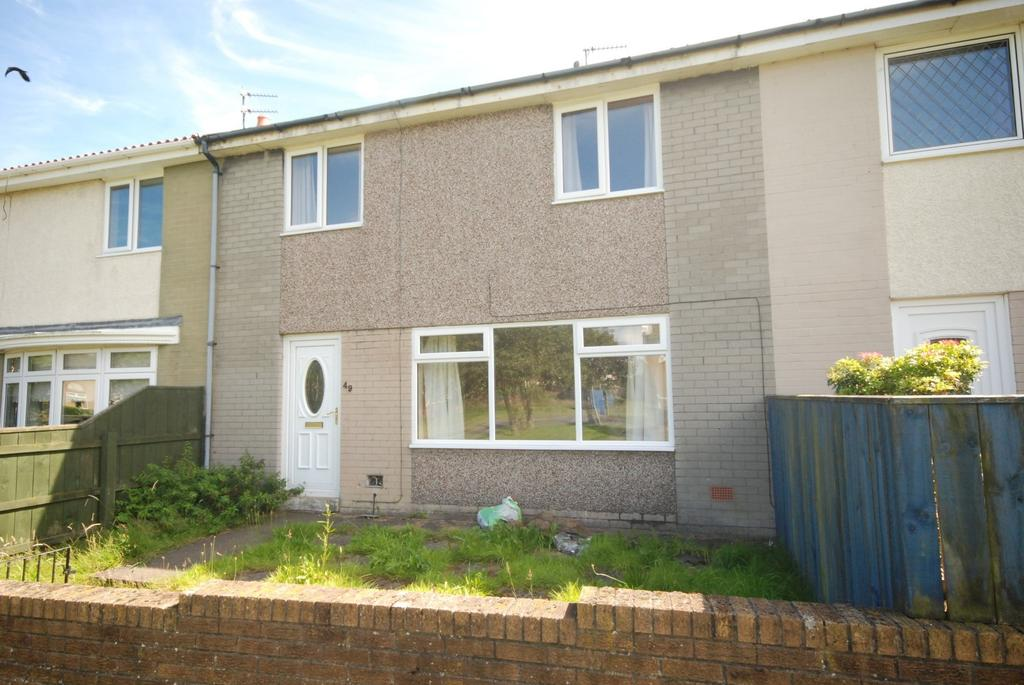 3 Bedrooms Terraced House for sale in Scarborough Parade, Hebburn