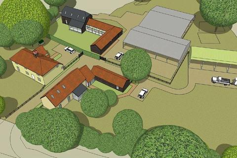 Plot for sale - Chelmsford Road, High Ongar, Ongar, Essex, CM5