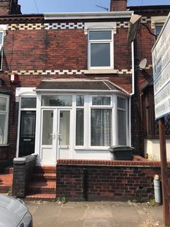 2 bedroom terraced house to rent - VICTORIA ROAD, HANLEY, STOKE ON TRENT ST1