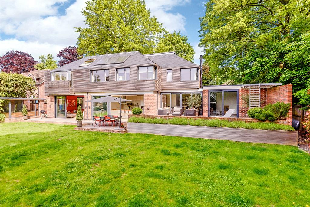 7 Bedrooms Detached House for sale in Bereweeke Road, Winchester, Hampshire