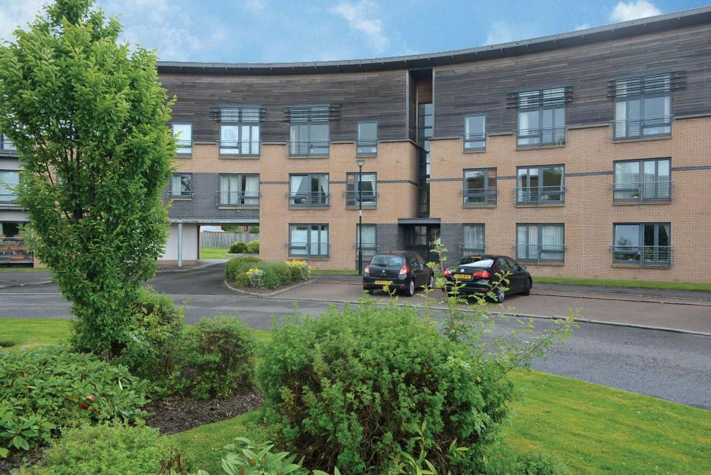 2 Bedrooms Flat for sale in Cooperage Quay, Riverside, Stirling, FK8 1JH