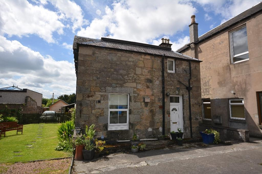 2 Bedrooms Cottage House for sale in Riverview, 25 Claremont, Alloa, Clackmannanshire, FK10 2DF