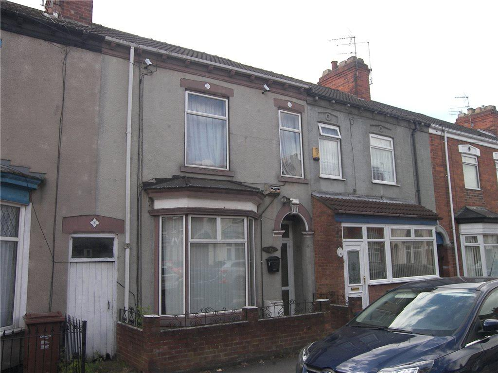 2 Bedrooms Terraced House for sale in Mersey Street, Hull, East Yorkshire