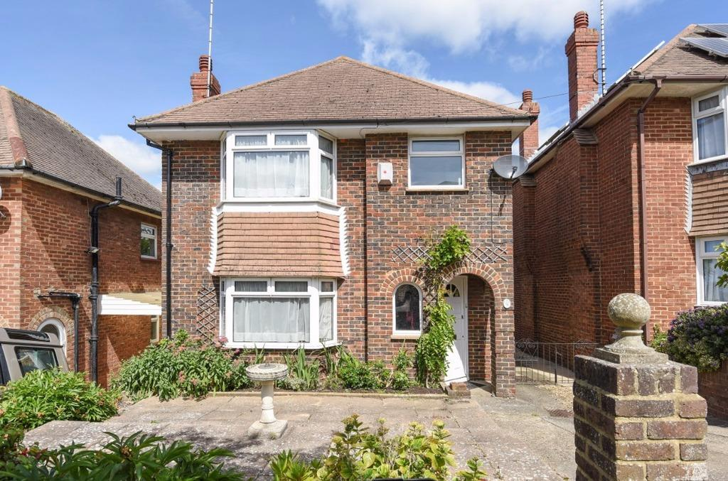 3 Bedrooms Detached House for sale in Northease Drive Hove East Sussex BN3