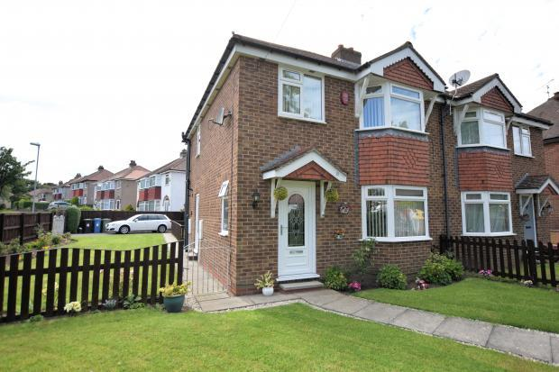 3 Bedrooms Semi Detached House for sale in Newlands Park Drive, Scarborough, North Yorkshire YO12 6DJ