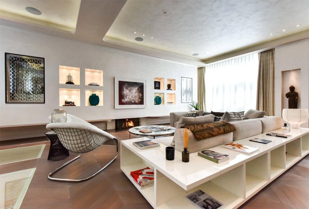 4 Bedrooms End Of Terrace House for sale in Bolton Gardens, London
