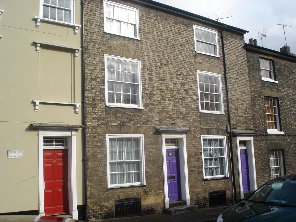 1 Bedroom Flat for sale in Culwell House, 41 Well Street, Bury St Edmunds IP31