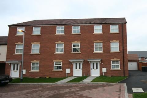 3 bedroom semi-detached house to rent - Lewsey Close, Chilwell, Nottingham, NG9
