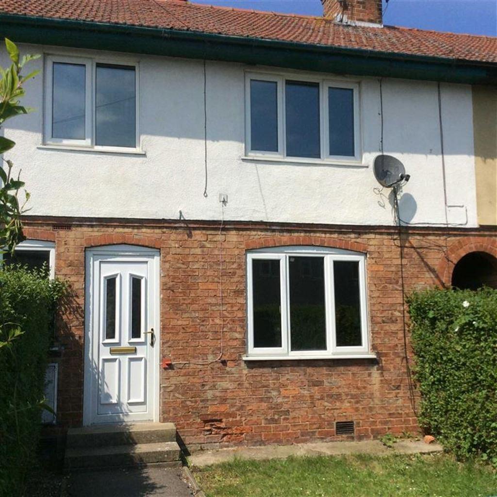 3 Bedrooms Terraced House for sale in Milner Road, Bridlington