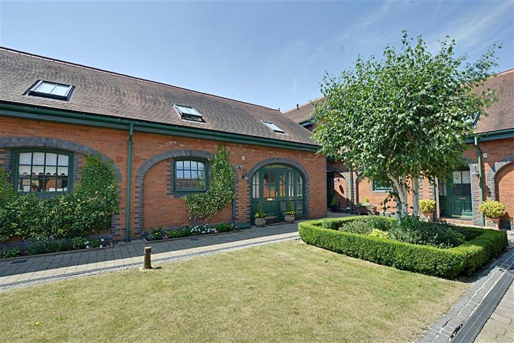 2 Bedrooms End Of Terrace House for sale in Clementsbury, Brickendon Lane, Brickendon, Herts, SG13