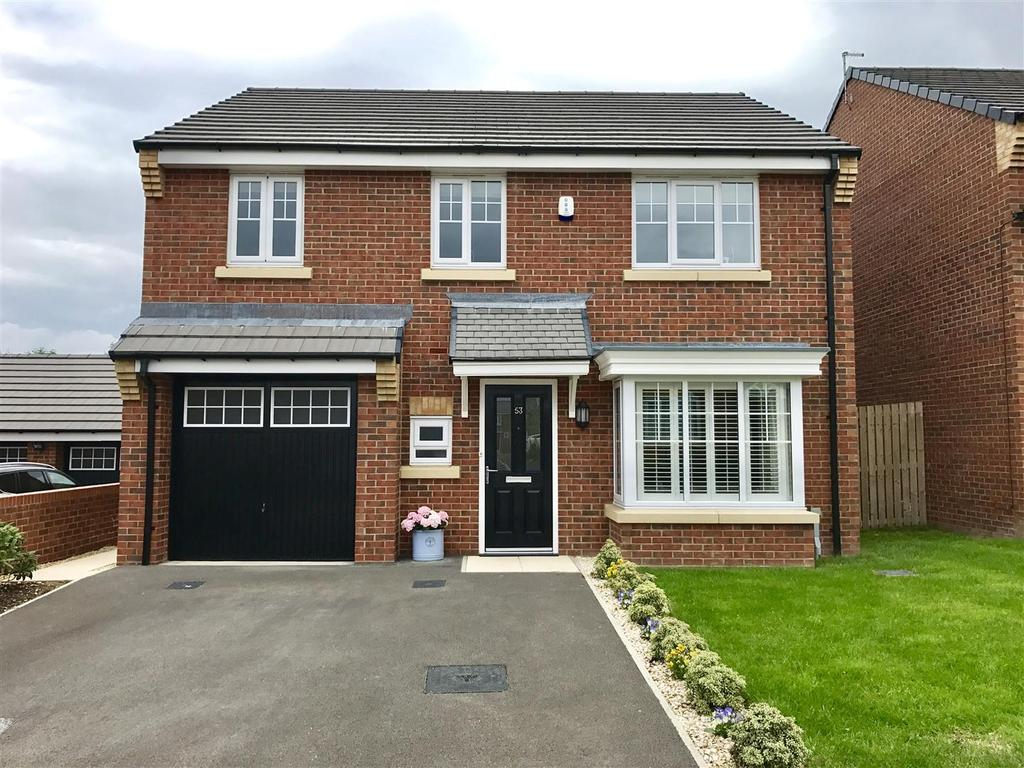 4 Bedrooms Detached House for sale in Bramble Close, Stainton