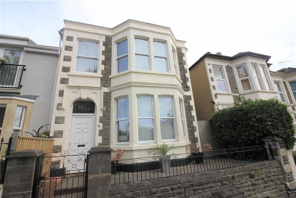 3 Bedrooms Semi Detached House for sale in Lodge Road, Kingswood, Bristol
