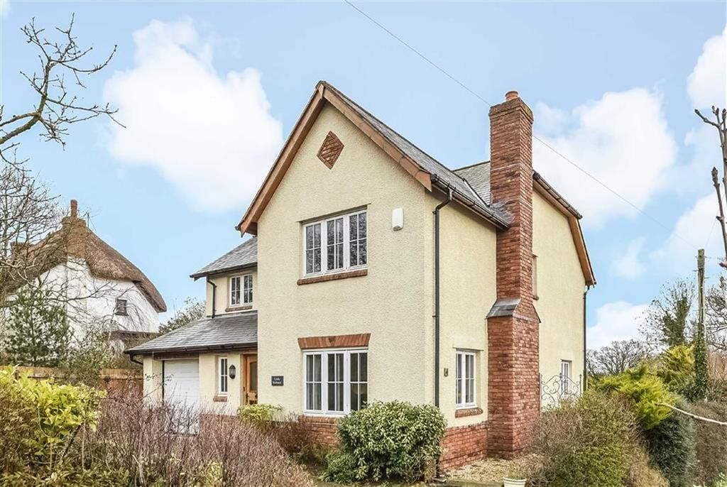 4 Bedrooms Detached House for sale in Pinncourt Lane, Pinhoe, Exeter, Devon, EX1