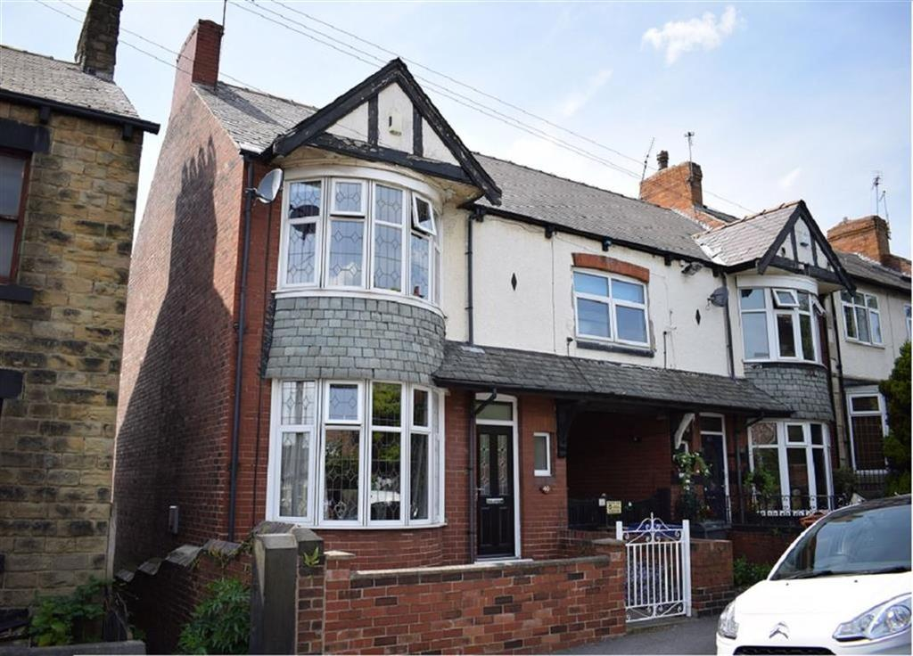3 Bedrooms End Of Terrace House for sale in Prince Arthur Street, Barnsley, S75