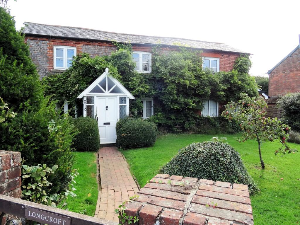 4 Bedrooms Detached House for sale in Pardown, Oakley