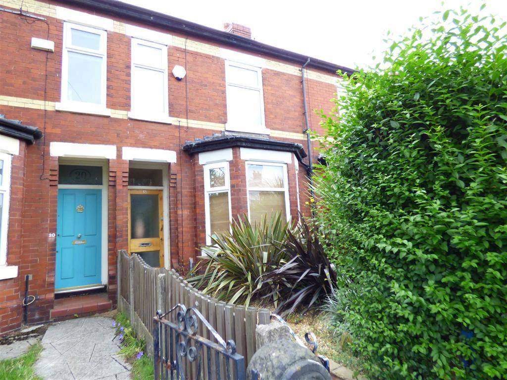 3 Bedrooms Terraced House for sale in St Brendans Road, Withington, Manchester, M20