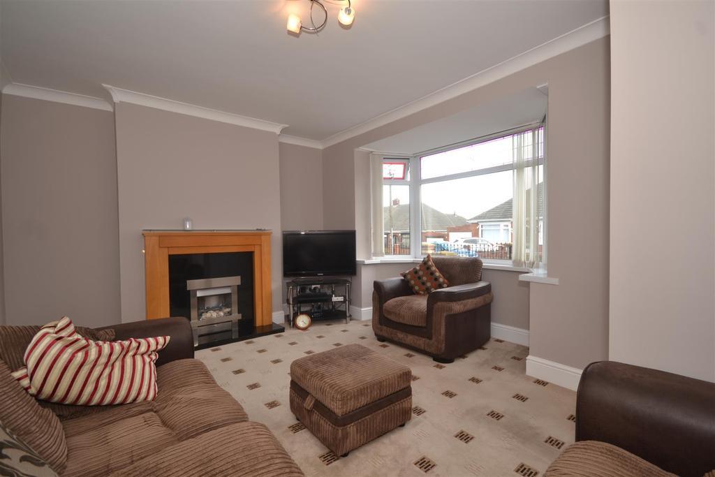2 Bedrooms Semi Detached House for sale in Glenleigh Drive, Grindon, Sunderland