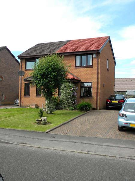 2 Bedrooms Semi-detached Villa House for sale in 10 Locher Way, Houston, Johnstone, PA6 7AH