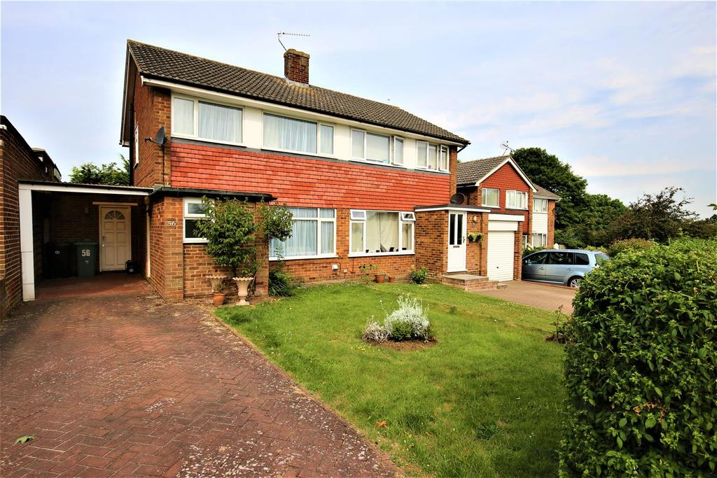 3 Bedrooms Semi Detached House for sale in Richmond Way, Loose, Maidstone