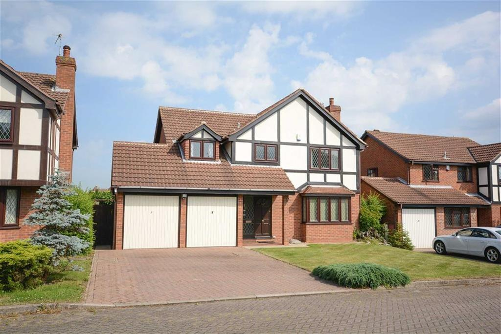 4 Bedrooms Detached House for sale in Rosewood Gardens, West Bridgford