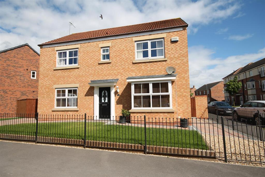 4 Bedrooms Detached House for sale in Studley Drive, Spennymoor