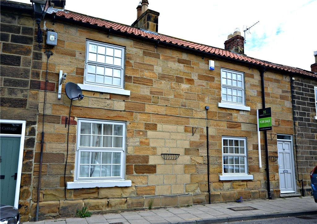3 Bedrooms Terraced House for sale in High Street, Great Ayton, Middlesbrough, North Yorkshire