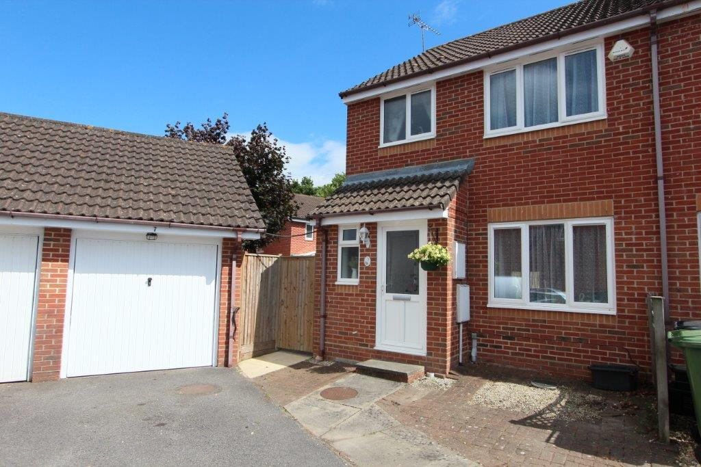 3 Bedrooms End Of Terrace House for sale in Collett Close, Grange Park SO30
