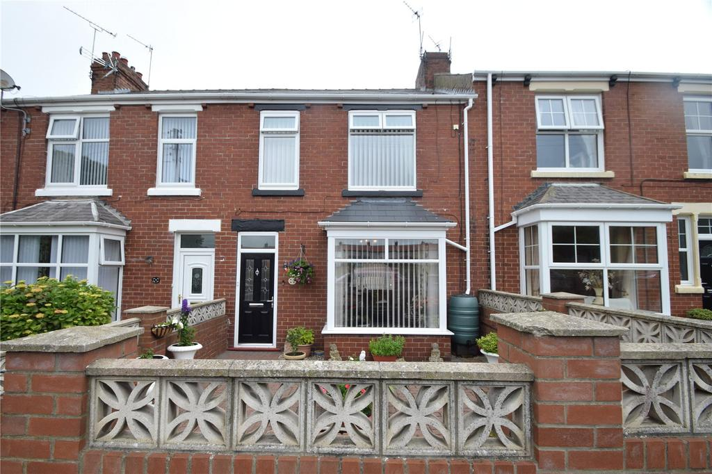 3 Bedrooms Terraced House for sale in Queen Street, Seaham, Co Durham, SR7