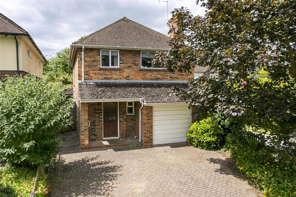 3 Bedrooms Detached House for sale in Baden Powell Road, Sevenoaks, Kent
