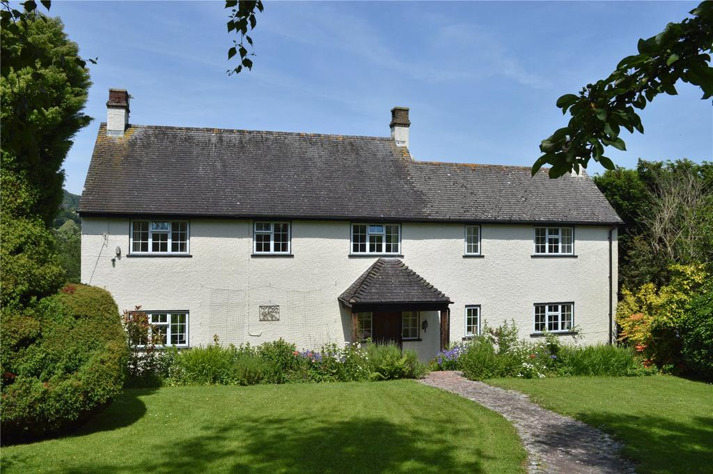 4 Bedrooms Detached House for sale in Gore Lane, Uplyme, Lyme Regis, Dorset