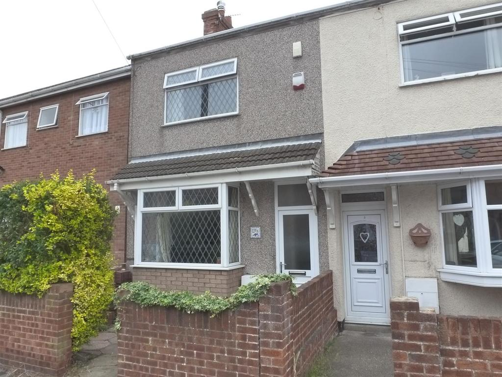 3 Bedrooms Terraced House for sale in Hart Street, Cleethorpes