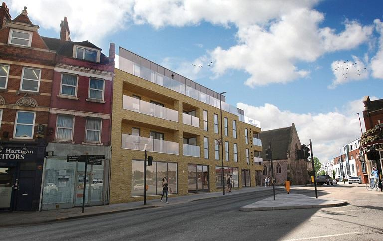 Flat for sale in Triumph House, 1C Gunnersbury Lane, Acton