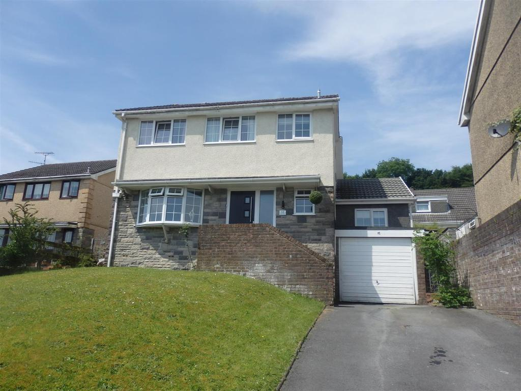 4 Bedrooms Detached House for sale in Heol Y Nant, Llannon, Llanelli