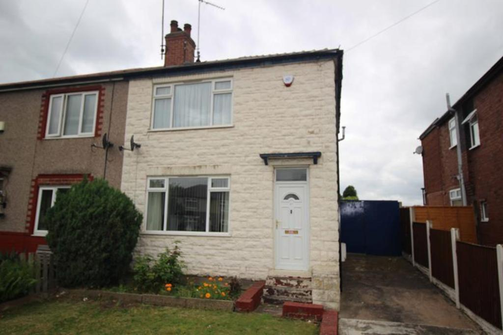 2 Bedrooms Semi Detached House for sale in 27 Kilton Hill, Worksop