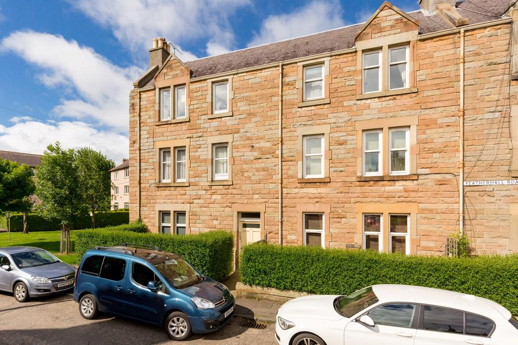 2 Bedrooms Flat for sale in 3, 1F2 Featherhall Road, Corstorphine, EH12 7TP