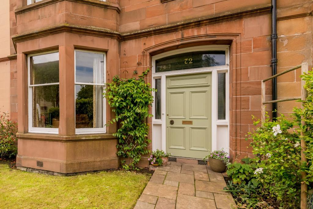 5 Bedrooms Terraced House for sale in 72 Pilrig Street, Pilrig, EH6 5AS