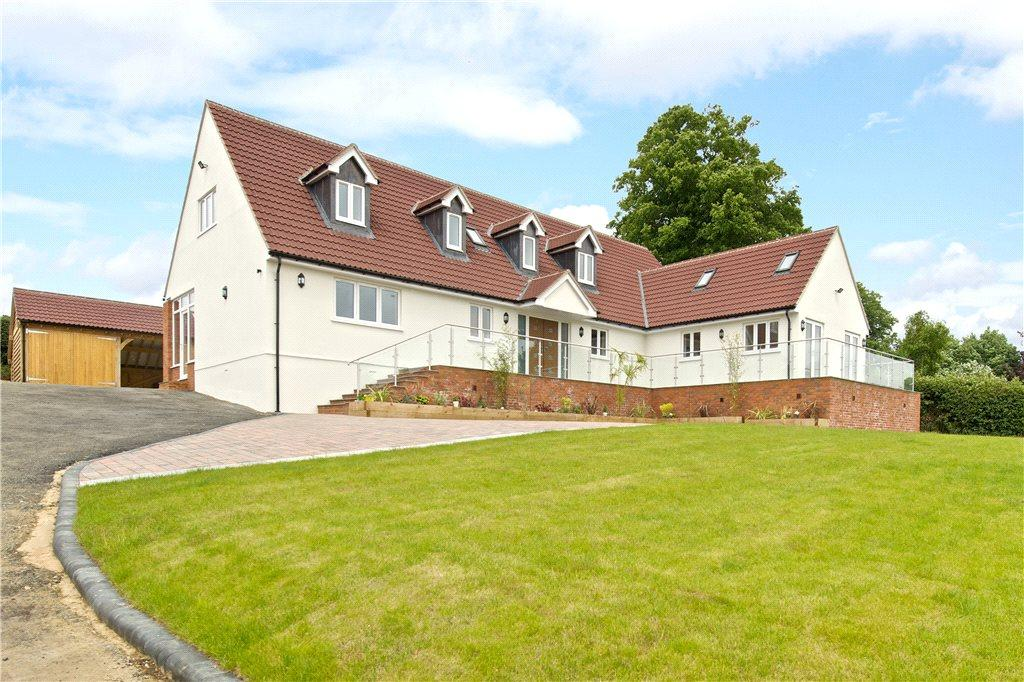 5 Bedrooms Detached House for sale in Church Street, Aspley Guise, Milton Keynes, Bedfordshire