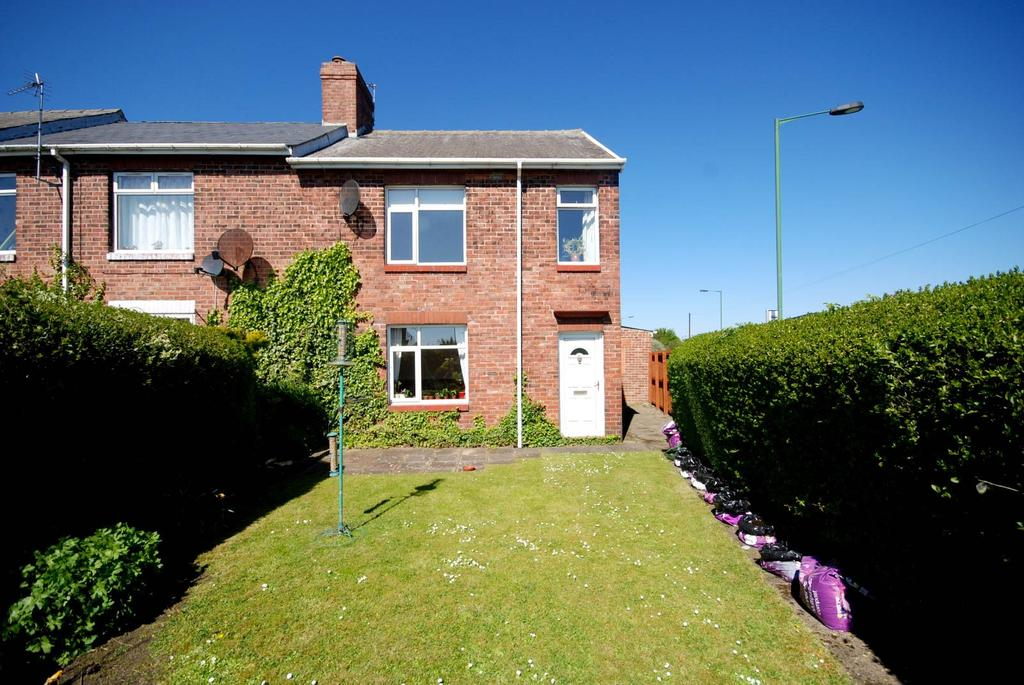 3 Bedrooms Terraced House for sale in Beech Terrace, Burnopfield