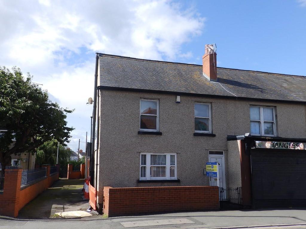 3 Bedrooms Terraced House for sale in Vale Road, Rhyl