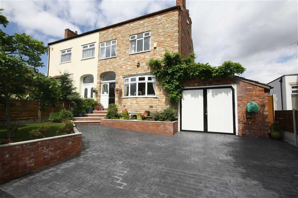 5 Bedrooms Semi Detached House for sale in Montague Road, Sale