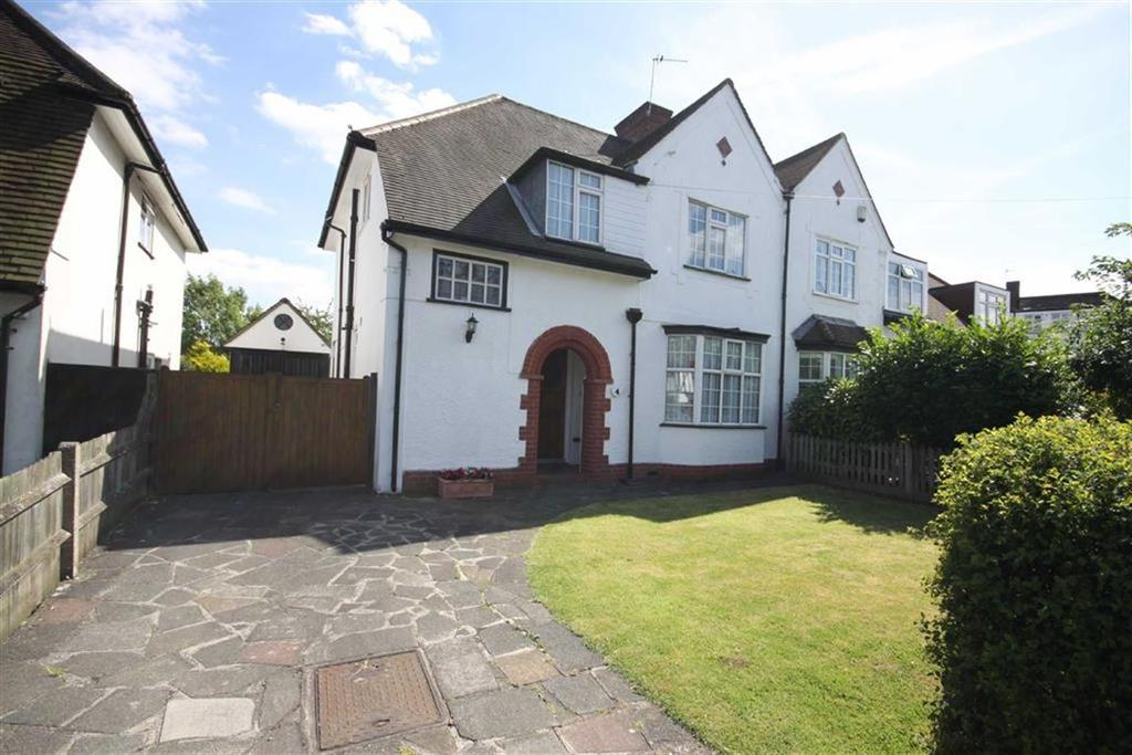 3 Bedrooms Semi Detached House for sale in West Way, Petts Wood East