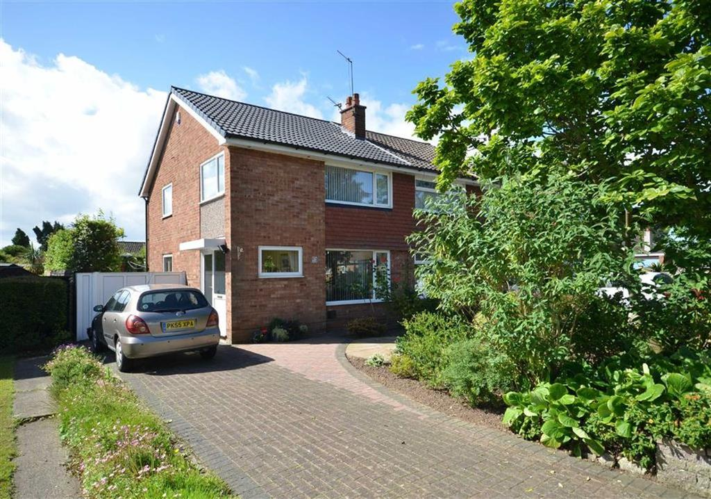 3 Bedrooms Semi Detached House for sale in Armthorpe Drive, Little Sutton, CH66