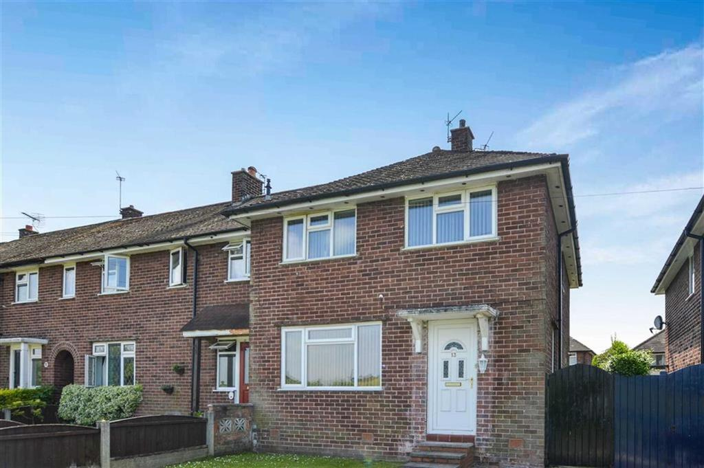 3 Bedrooms End Of Terrace House for sale in Clarke Crescent, Hale Altrincham, Cheshire, WA15