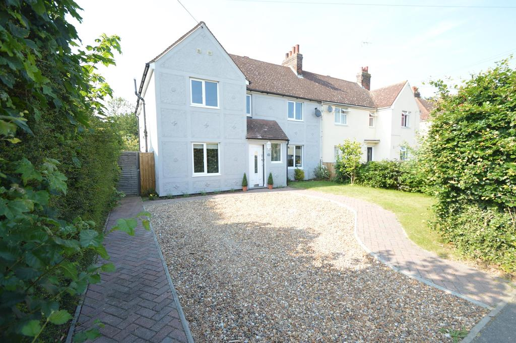 3 Bedrooms Semi Detached House for sale in Alexandra Road, Sible Hedingham, Halstead CO9