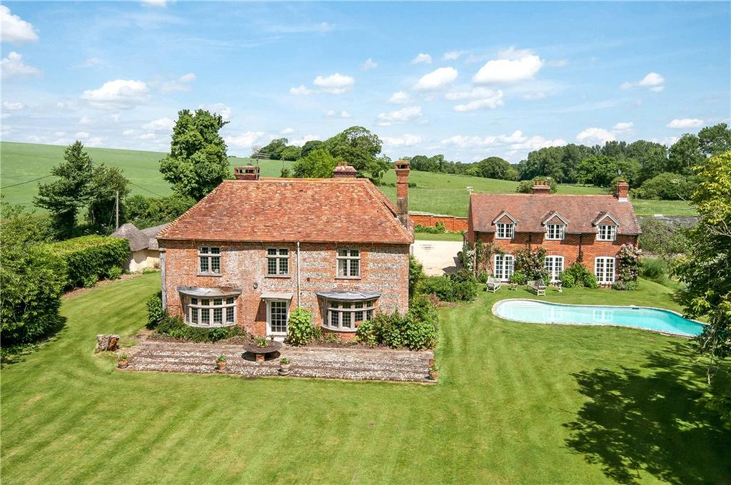 8 Bedrooms Detached House for sale in Barton Stacey, Winchester, Hampshire, SO21