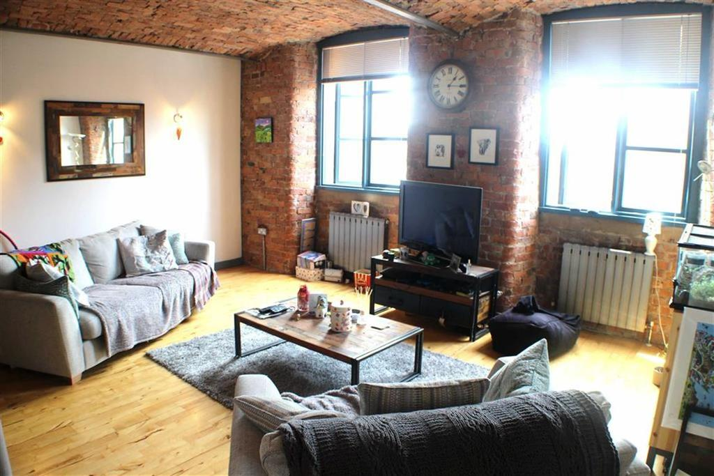 1 Bedroom Flat for sale in Chorlton Mill, 3 Cambridge Street, Manchester