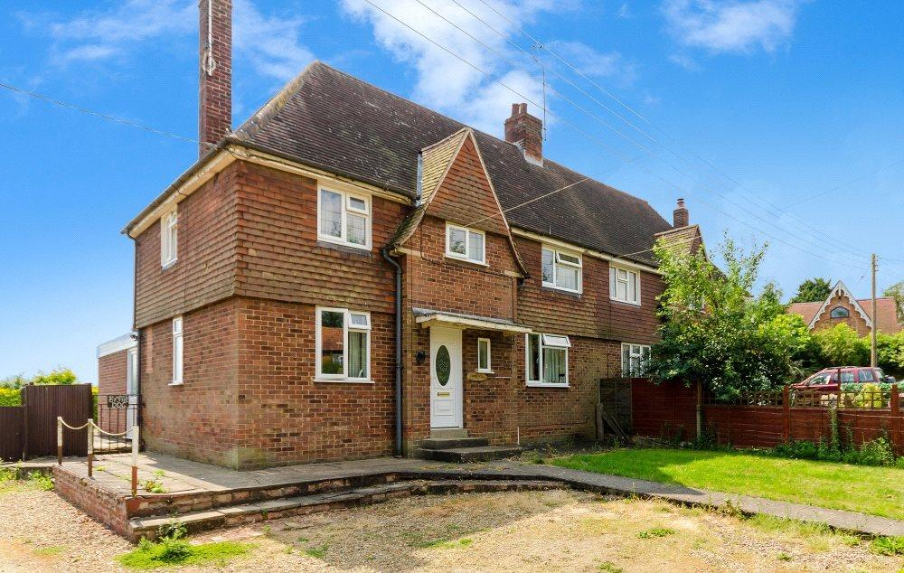 3 Bedrooms Semi Detached House for sale in Kirkby Underwood Road, Aslackby, Sleaford, NG34