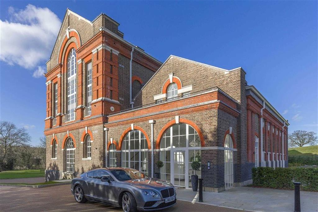 3 Bedrooms Apartment Flat for sale in Antlia Court, Hadley Road, Enfield, Middlesex